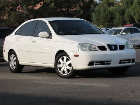 2005 Suzuki Forenza for sale at Best Auto Buy in Las Vegas NV