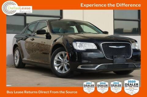2016 Chrysler 300 for sale at Dallas Auto Finance in Dallas TX