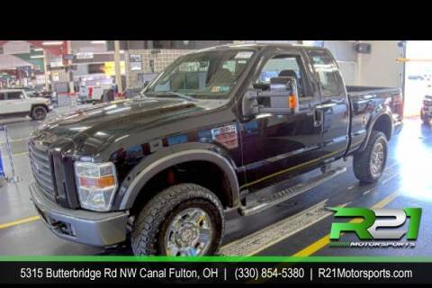 2008 Ford F-350 Super Duty for sale at Route 21 Auto Sales in Canal Fulton OH
