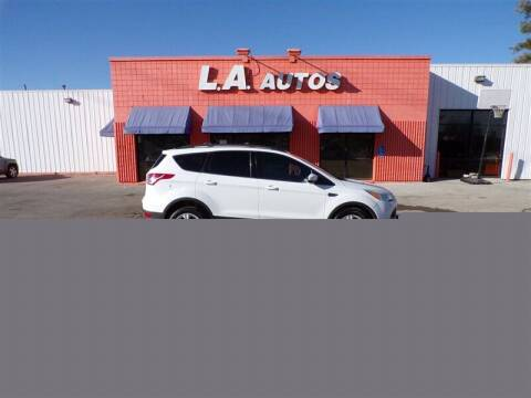2013 Ford Escape for sale at L A AUTOS in Omaha NE