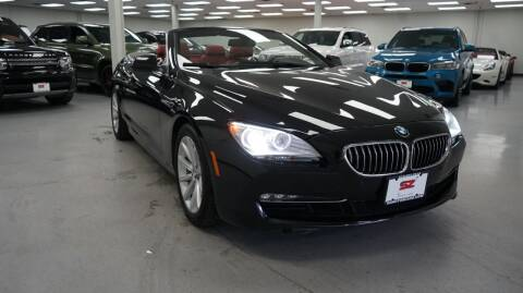 2014 BMW 6 Series for sale at SZ Motorcars in Woodbury NY