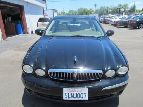 2005 Jaguar X-Type for sale at Dealer Finance Auto Center LLC in Sacramento CA