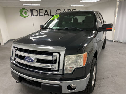 2013 Ford F-150 for sale at Ideal Cars in Mesa AZ
