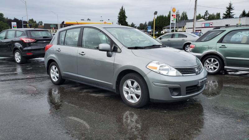 2009 Nissan Versa for sale at Good Guys Used Cars Llc in East Olympia WA