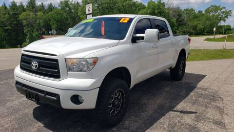 2012 Toyota Tundra for sale at Hwy 13 Motors in Wisconsin Dells WI