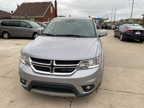 2015 Dodge Journey for sale at Matthew's Stop & Look Auto Sales in Detroit MI