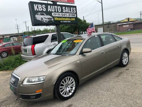 2006 Audi A6 for sale at KBS Auto Sales in Cincinnati OH