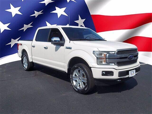 2018 Ford F-150 for sale at Gentilini Motors in Woodbine NJ