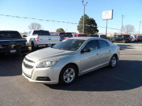 2013 Chevrolet Malibu for sale at America Auto Inc in South Sioux City NE