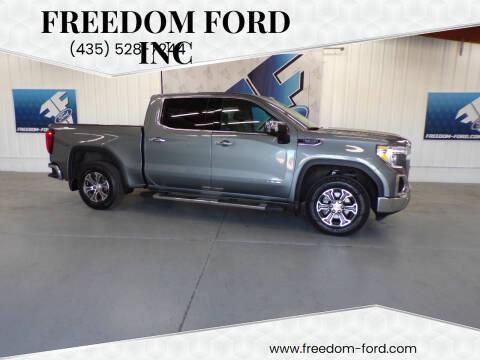 2020 GMC Sierra 1500 for sale at Freedom Ford Inc in Gunnison UT