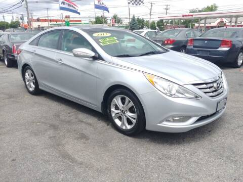 2013 Hyundai Sonata for sale at Viking Auto Group in Bethpage NY