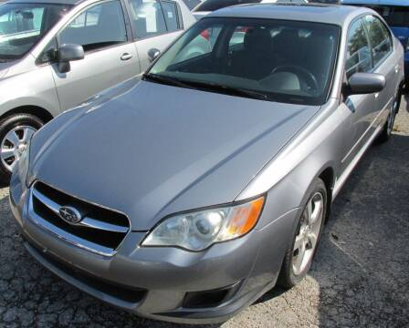 2009 Subaru Legacy for sale at Express Auto Sales in Lexington KY