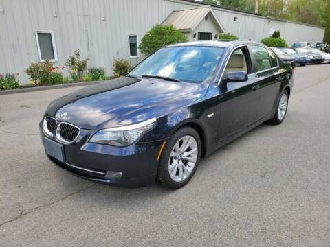 2010 BMW 5 Series for sale at Pelham Auto Group in Pelham NH