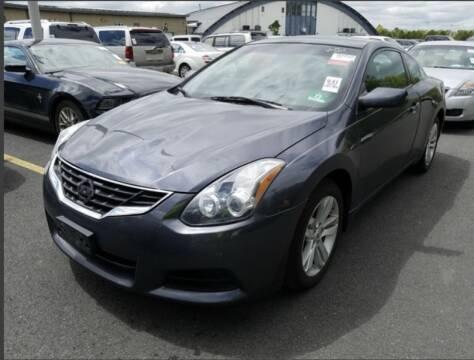 2012 Nissan Altima for sale at MFT Auction in Lodi NJ
