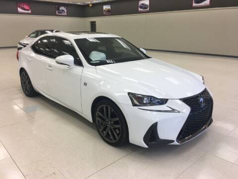 2018 Lexus IS 300 for sale at Adams Auto Group Inc. in Charlotte NC