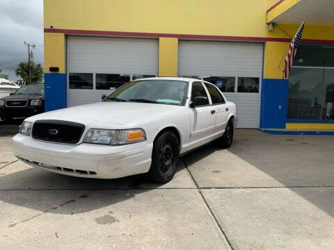 2011 Ford Crown Victoria for sale at Mid City Motors Auto Sales - Mid City North in N Fort Myers FL