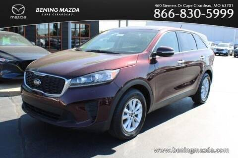 2020 Kia Sorento for sale at Bening Mazda in Cape Girardeau MO