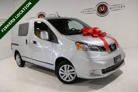 2019 Nissan NV200 for sale at Unlimited Motors in Fishers IN