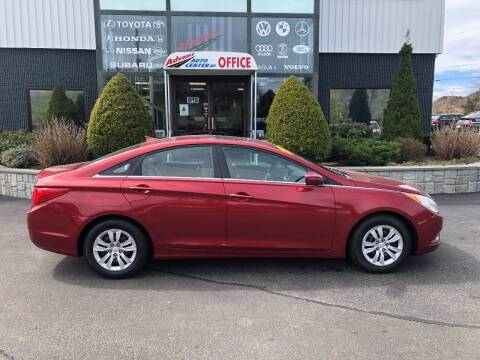 2011 Hyundai Sonata for sale at Advance Auto Center in Rockland MA