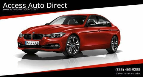 2018 BMW 3 Series for sale at Access Auto Direct in Baldwin NY