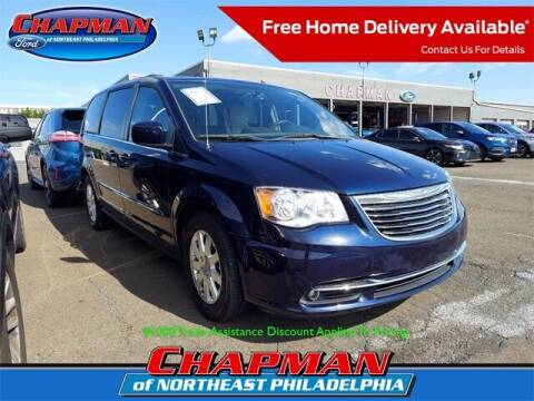 2016 Chrysler Town and Country for sale at CHAPMAN FORD NORTHEAST PHILADELPHIA in Philadelphia PA