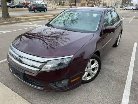 2012 Ford Fusion for sale at Your Car Source in Kenosha WI