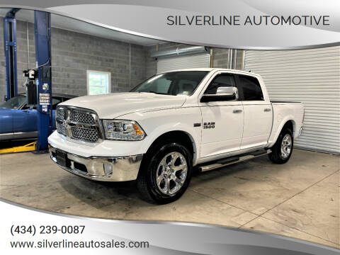 2016 RAM Ram Pickup 1500 for sale at Silverline Automotive in Lynchburg VA