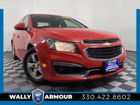 2016 Chevrolet Cruze Limited for sale at Wally Armour Chrysler Dodge Jeep Ram in Alliance OH