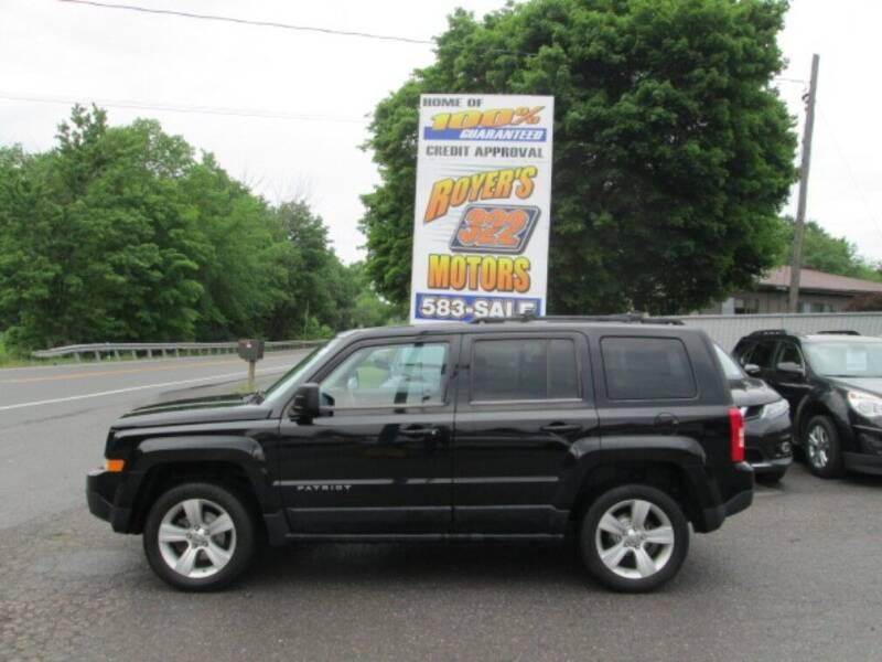 2012 Jeep Patriot for sale in Du Bois, PA