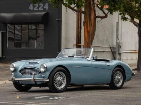 1959 Austin-Healey 100