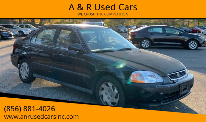 1997 Honda Civic for sale at A & R Used Cars in Clayton NJ