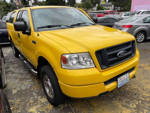 2004 Ford F-150 for sale at SNS AUTO SALES in Seattle WA