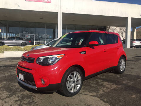 2018 Kia Soul for sale at Autos Wholesale in Hayward CA