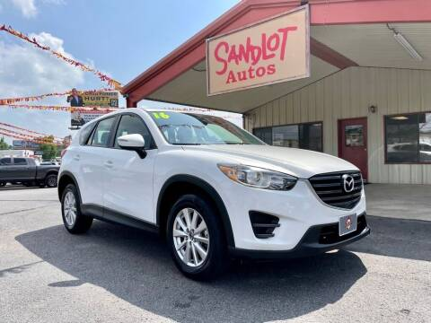 2016 Mazda CX-5 for sale at Sandlot Autos in Tyler TX
