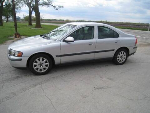 2001 Volvo S60 for sale at BEST CAR MARKET INC in Mc Lean IL