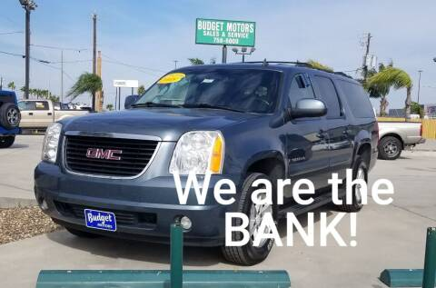 2008 GMC Yukon XL for sale at Budget Motors in Aransas Pass TX
