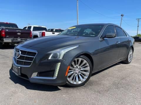 2014 Cadillac CTS for sale at Superior Auto Mall of Chenoa in Chenoa IL