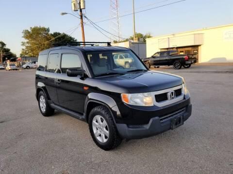 2010 Honda Element for sale at Image Auto Sales in Dallas TX