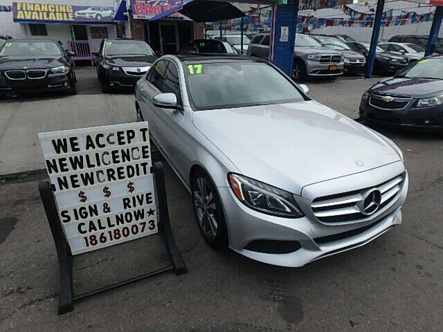 2017 Mercedes-Benz C-Class for sale at 4530 Tip Top Car Dealer Inc in Bronx NY