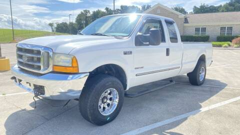 2000 Ford F-250 Super Duty for sale at 411 Trucks & Auto Sales Inc. in Maryville TN