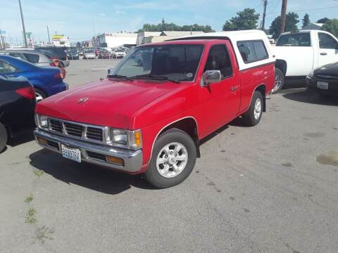 1996 Nissan Truck for sale at TTT Auto Sales in Spokane WA
