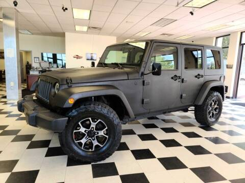 2008 Jeep Wrangler Unlimited for sale at Cool Rides of Colorado Springs in Colorado Springs CO