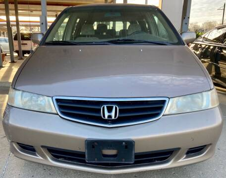 2003 Honda Odyssey for sale at Midwest Autopark in Kansas City MO