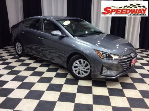 2019 Hyundai Elantra for sale at SPEEDWAY AUTO MALL INC in Machesney Park IL