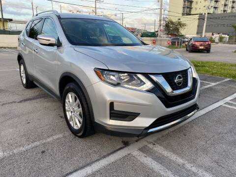 2018 Nissan Rogue for sale at MIAMI AUTO LIQUIDATORS in Miami FL