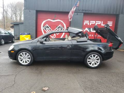 2011 Volkswagen Eos for sale at Apple Auto Sales Inc in Camillus NY