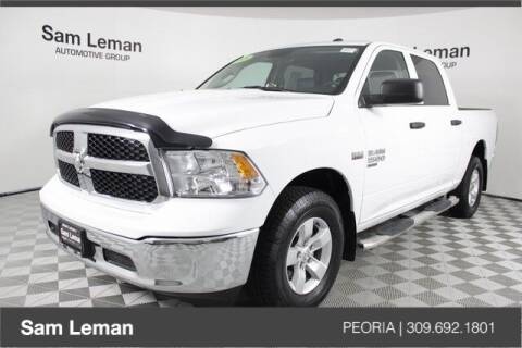 2021 RAM Ram Pickup 1500 Classic for sale at Sam Leman Chrysler Jeep Dodge of Peoria in Peoria IL
