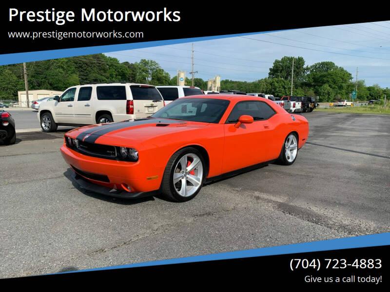 2009 Dodge Challenger for sale at Prestige Motorworks in Concord NC