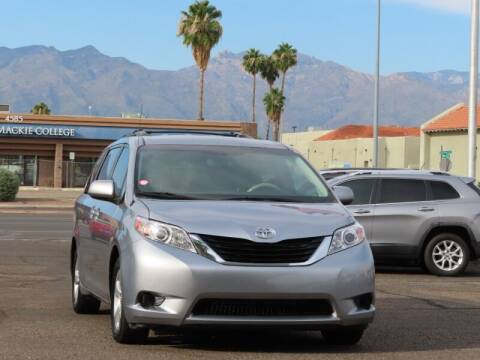 2013 Toyota Sienna for sale at Jay Auto Sales in Tucson AZ