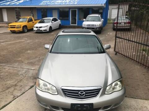 2002 Mazda Millenia for sale at Car Super Center in Fort Worth TX